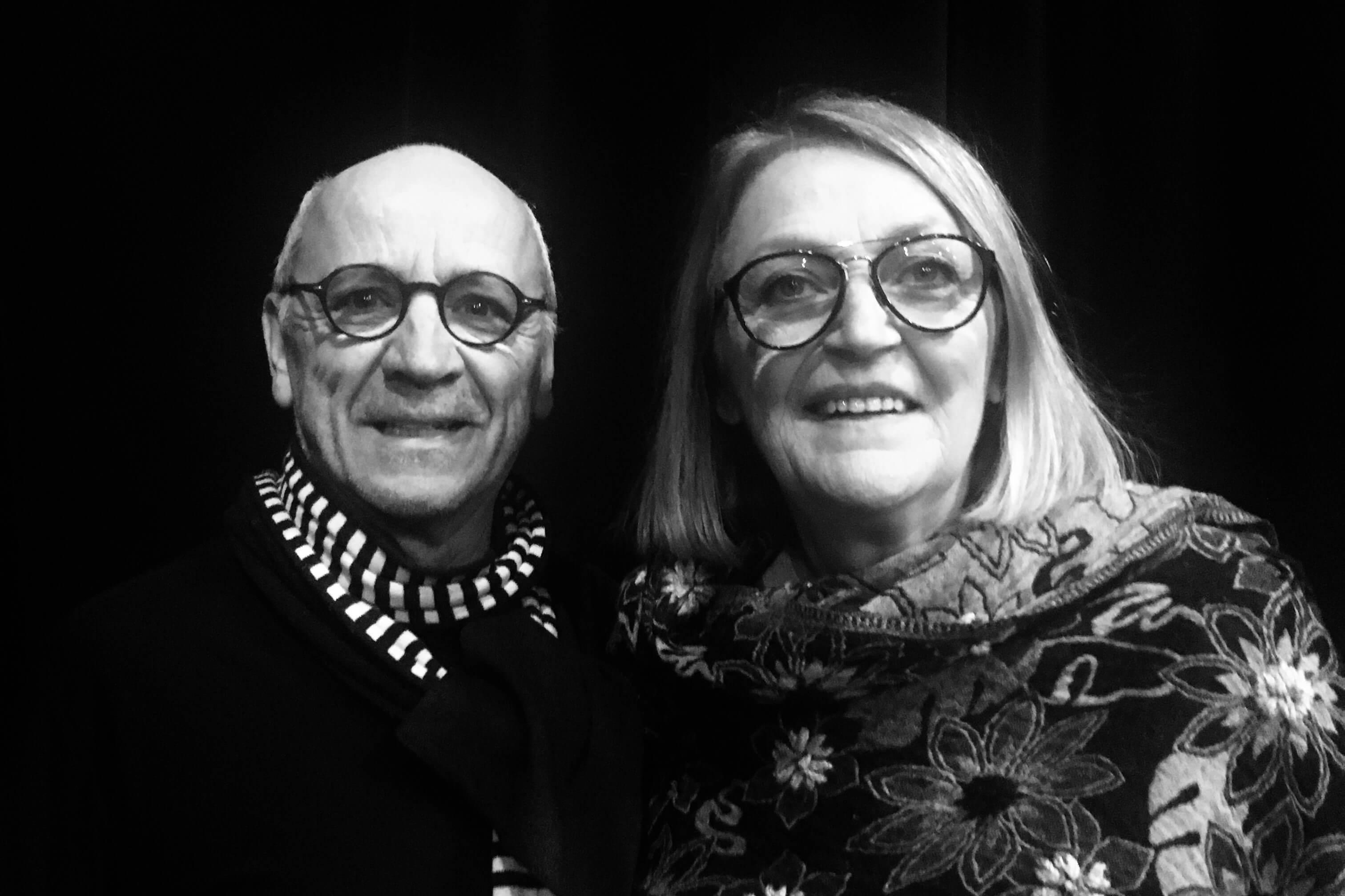 Réjean et Céline
